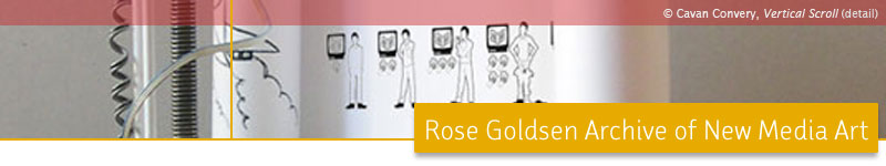 Rose Goldsen Archive of New Media Art